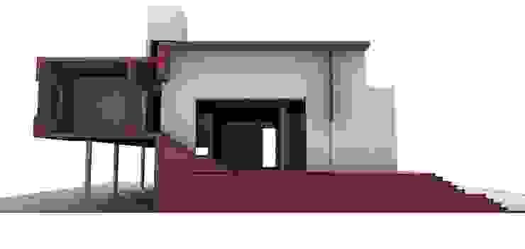 Minimalist houses by Arquitecto Manuel Daniel Vilte Minimalist