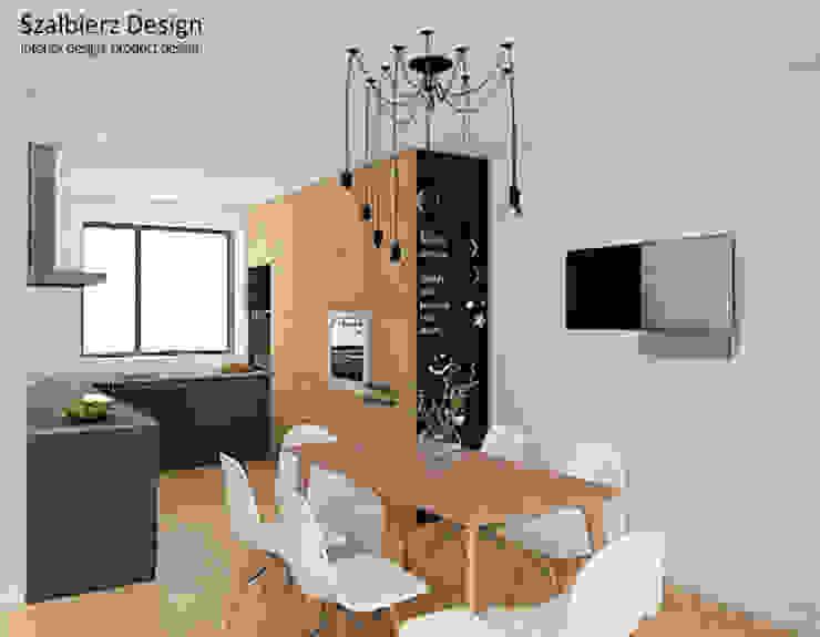 dom jednorodzinny_kkiwk od Szalbierz Design