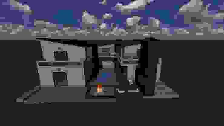Katlego home by Avitu