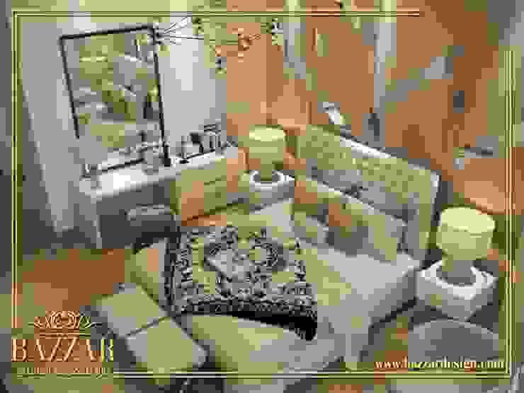 غرفة نوم رئيسيه de Bazzar Design