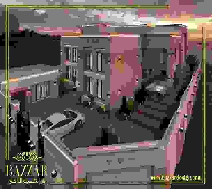 واجهات فلل من Bazzar Design