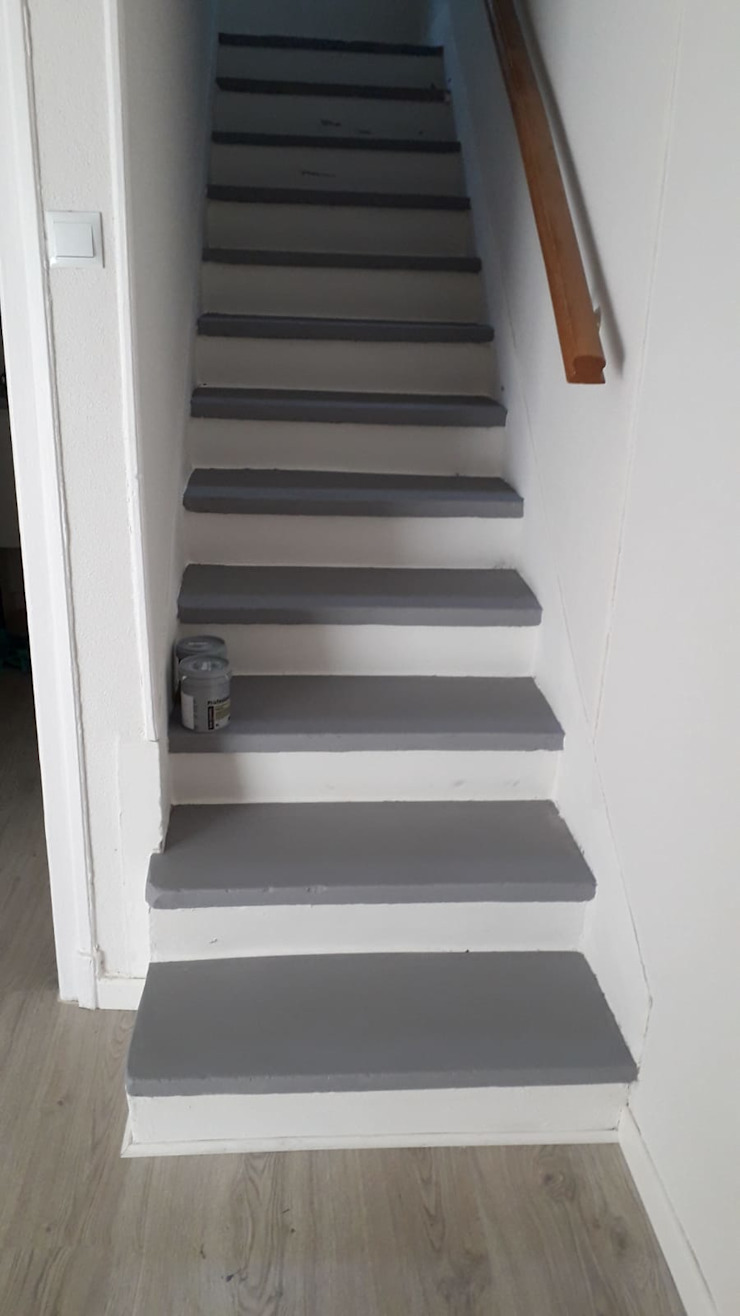 Escaleras después de CASA IMAGEN