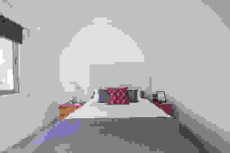 Dormitorio principal después de CASA IMAGEN