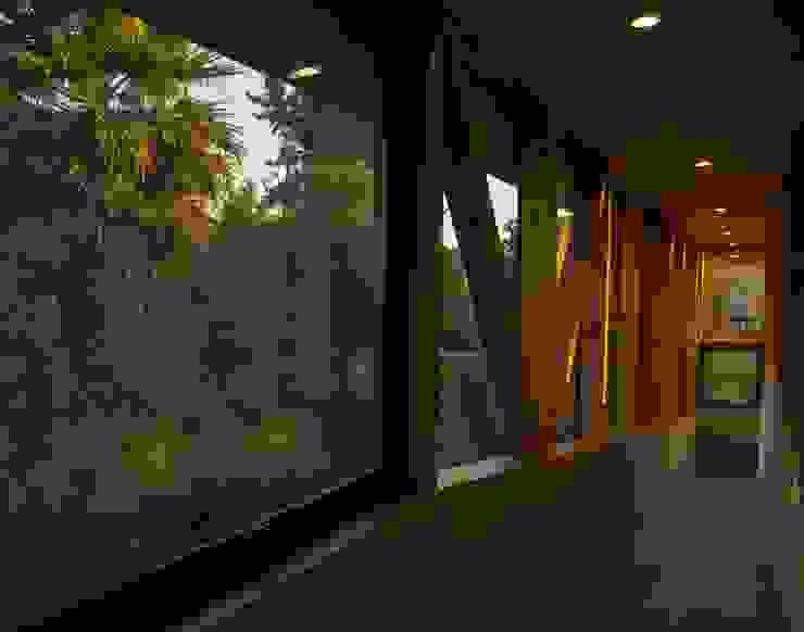 Vista al Jardin Segundo Piso Jardines de estilo moderno de PhilippeGameArquitectos Moderno