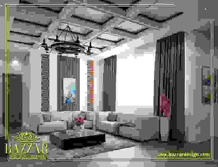 غرف معيشة من Bazzar Design