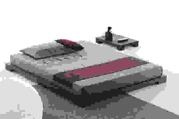 Yere Yakın Masif Karyola Homelli Yatak OdasıYataklar & Yatak Başları