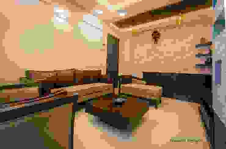 Living Area Navmiti Designs Modern living room