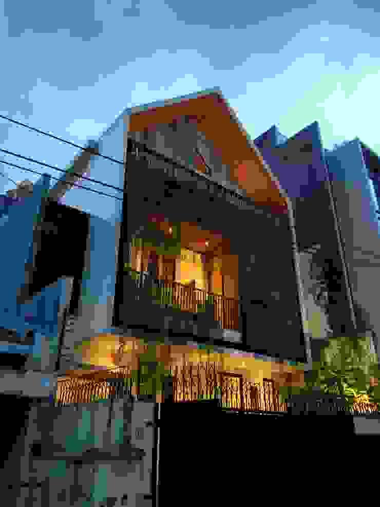 Tulodong VIII Rumah Modern Oleh WOSO Studio Modern