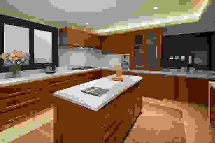 LP House ARF interior Dapur Klasik