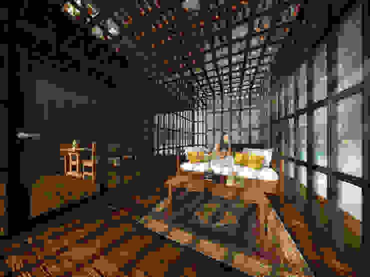 Wakatobi Resort:modern  oleh Aeternite, Modern