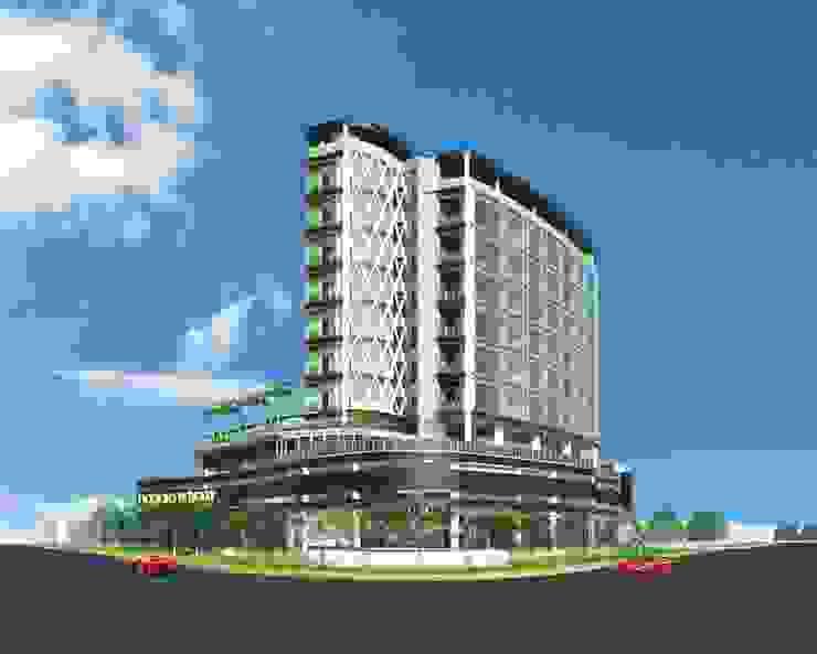 Nagara Udyana Hotel:modern  oleh Aeternite, Modern