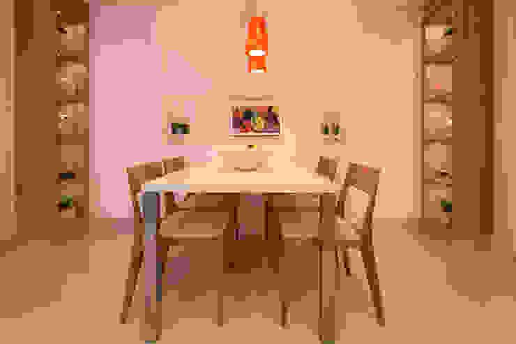 Modern kitchen by Flavia Castellan Arquitetura Modern