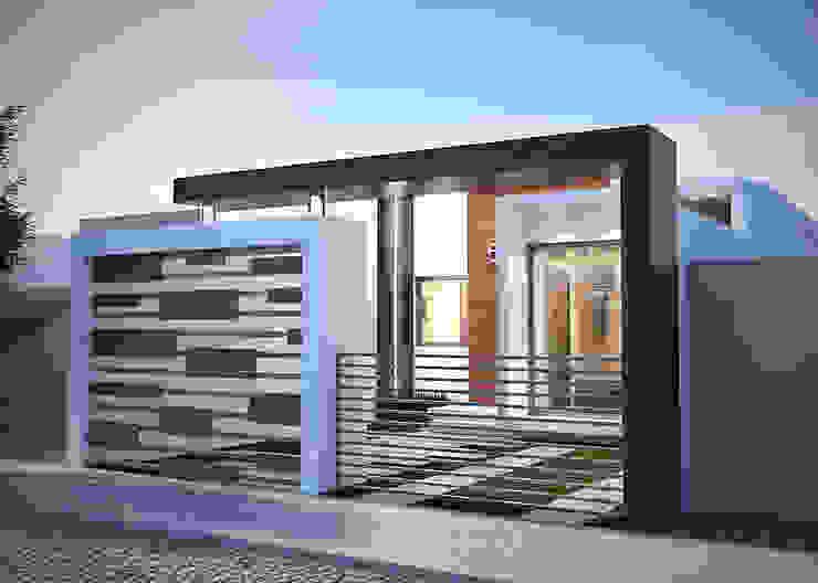 von BENPE ARQUITECTOS Minimalistisch Beton