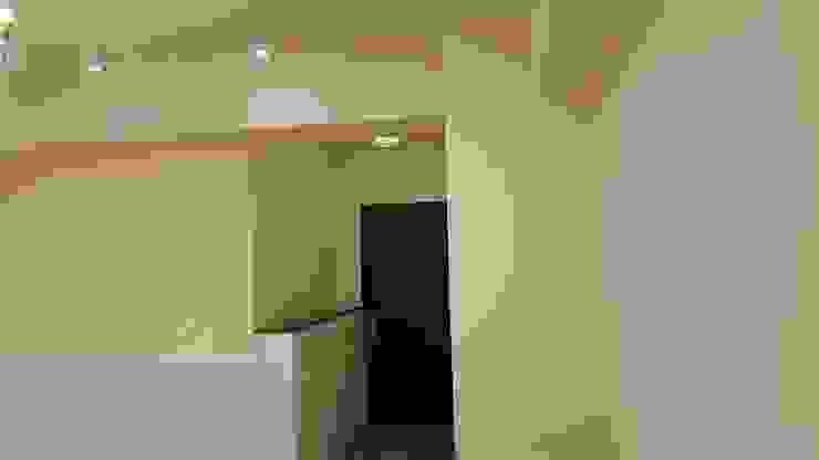 美式鄉村風。平鎮 乡村风格的走廊,走廊和楼梯 根據 藝舍室內裝修設計工程有限公司 鄉村風
