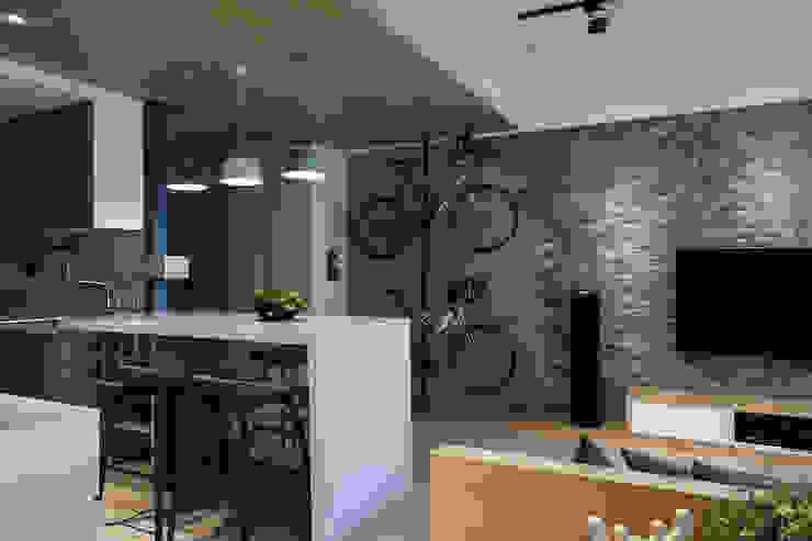 悠遊 詩賦室內設計 客廳
