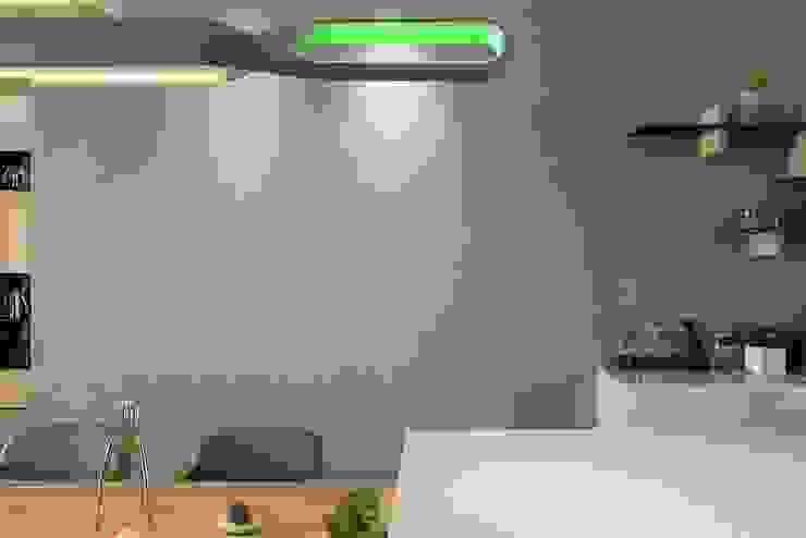 ห้องทานข้าว โดย 詩賦室內設計,