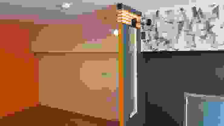 現代風。竹北 根據 藝舍室內裝修設計工程有限公司 現代風
