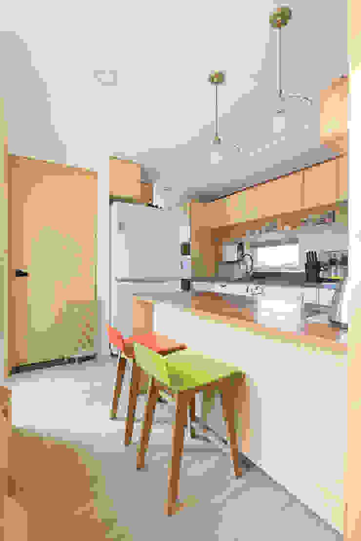 아토피 낫게한 홍성 우리집 by 주택설계전문 디자인그룹 홈스타일토토 모던 우드 우드 그레인
