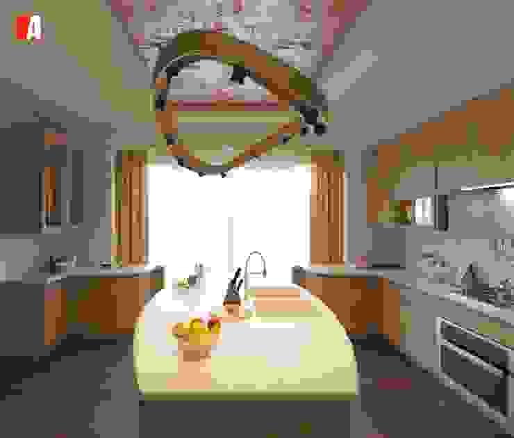 #04 - I 60 sono i nuovi 20 Il Migliore Architetto Cucina attrezzata Beige