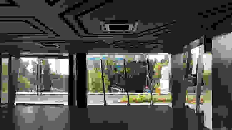 AGRES.ID Headquarters:modern  oleh Aeternite, Modern