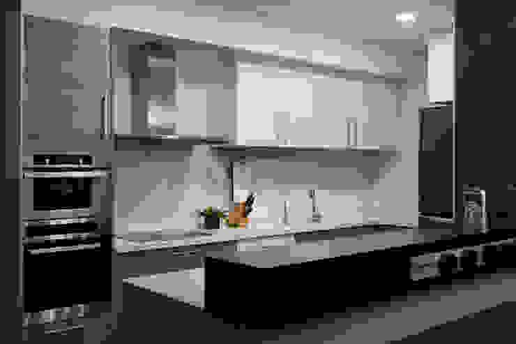 邑田空間設計 Cocinas de estilo moderno