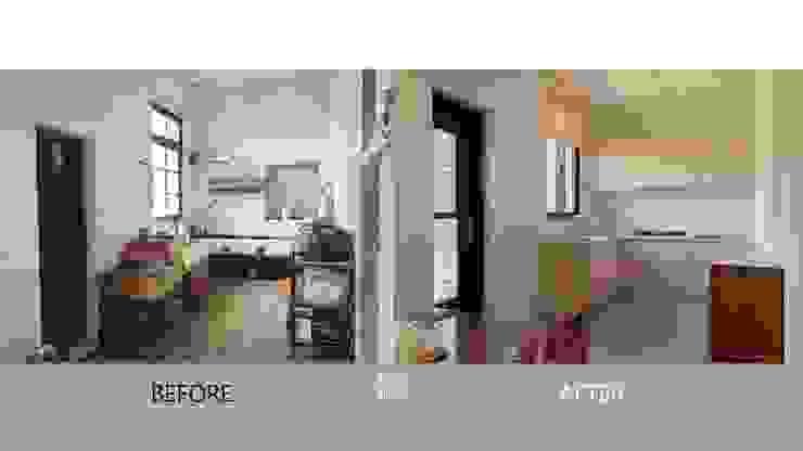 Liu's Residence 根據 簡致制作SimpleUtmost Design