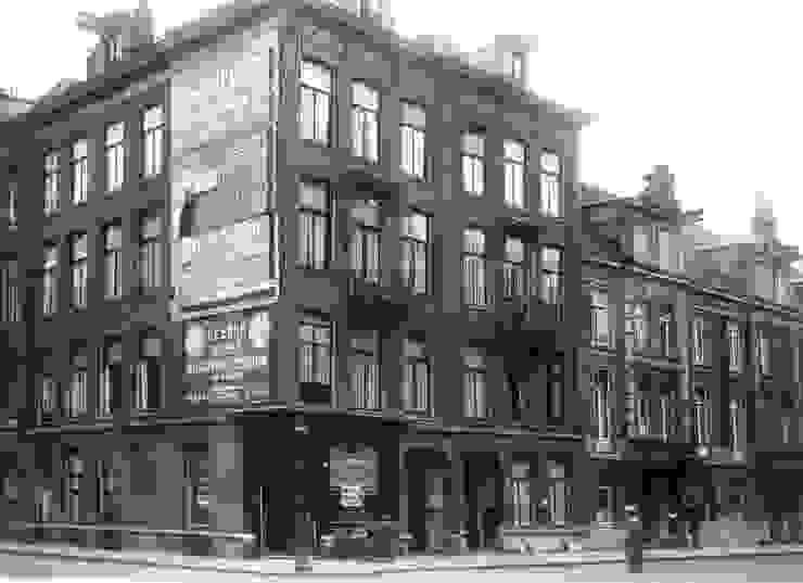 The Society Shop 1928 Moderne muren & vloeren van Axel Grothausen BNI Modern