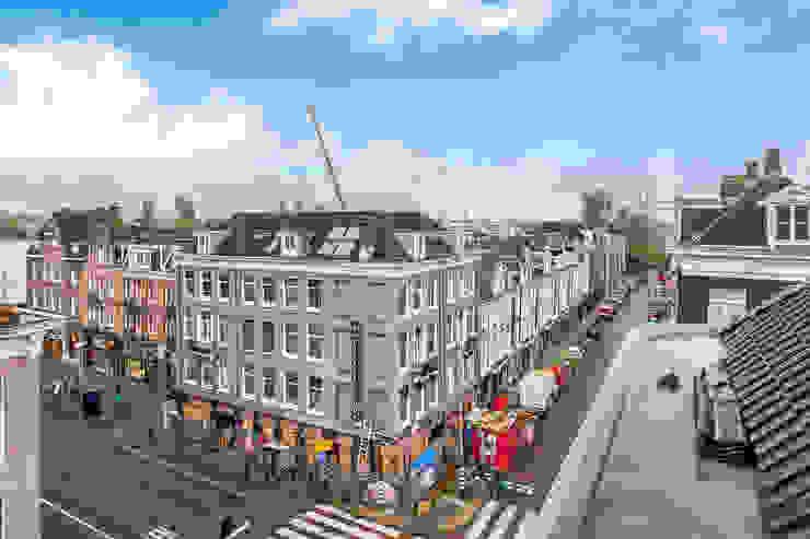 The Society Shop 2017-2018 Moderne muren & vloeren van Axel Grothausen BNI Modern