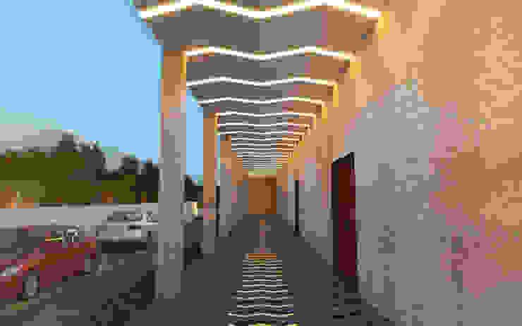 de K Square Architects Moderno