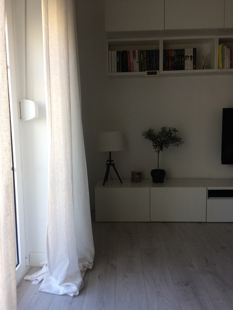 CSR Moderne Wohnzimmer