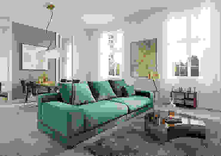 GRAND OUEST, Frankfurt Klassische Häuser von ESCON GmbH Klassisch