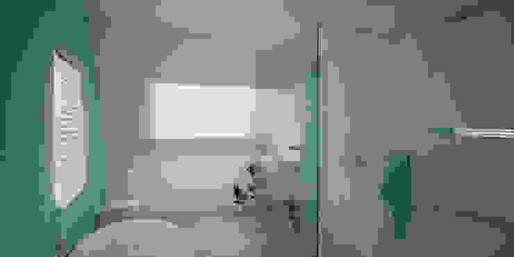 Bathrooms - Personal Projects Minimal style Bathroom by Dedekind Interiors Minimalist