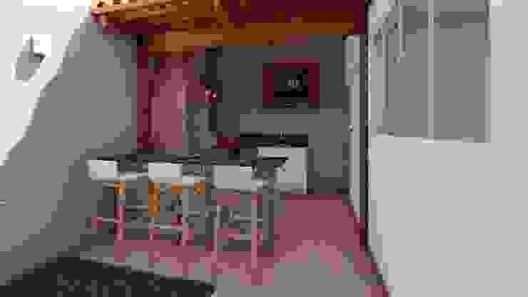 Küchenzeile von Fark Arquitetura e Design,