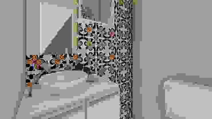 Lavabalo Banheiros clássicos por Fark Arquitetura e Design Clássico