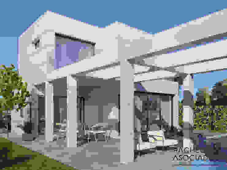 Pacheco & Asociados Mehrfamilienhaus Weiß