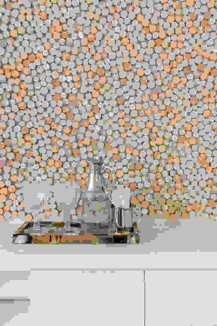 modern  by RP Estúdio - Roberta Polito e Luiz Gustavo Campos, Modern Wood Wood effect