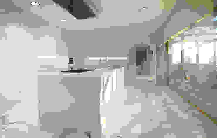 Cozinhas ICook Cozinhas modernas por Padimat Design+Technic Moderno