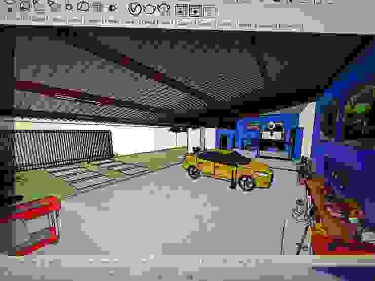 Lokus Assessoria de Projetos e Construções Commercial Spaces