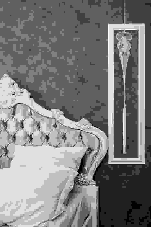 Dormitorios de estilo clásico de 'Студия дизайна Марины Кутеповой' Clásico