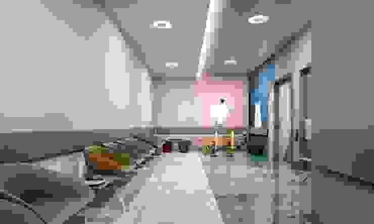 Hôpitaux modernes par VERO CONCEPT MİMARLIK Moderne