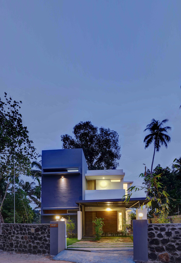 A budget oriented luxury project by MAAD Concepts Modern Concrete