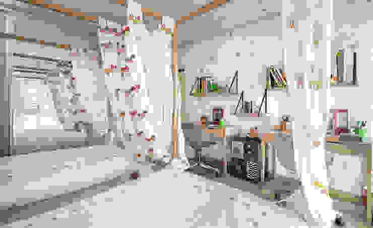 Kids Bedroom by Deborah Garth Interior Design International (Pty)Ltd Modern Wood Wood effect
