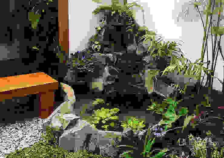 Cascada personalizada de Quetzal Jardines