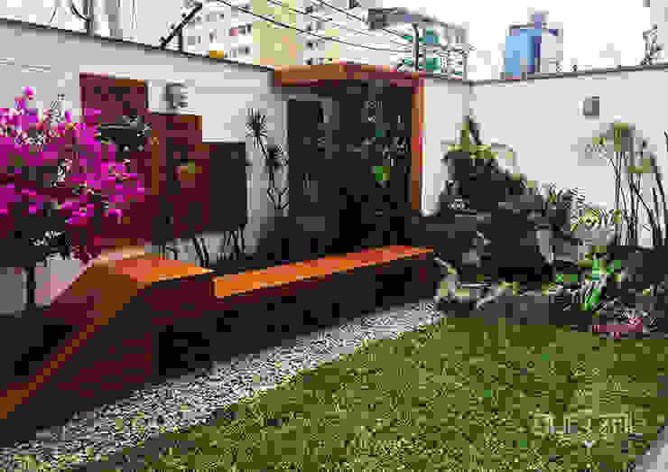 Diseño de Jardines Jardines modernos de Quetzal Jardines Moderno