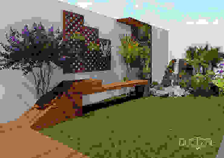 Diseño 3D paisajismo de Quetzal Jardines