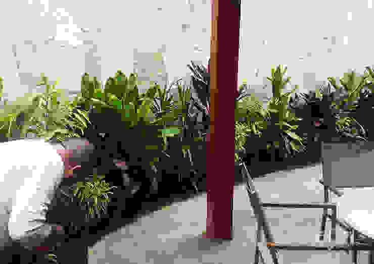 Mantenimiento e instalación de áreas verdes Balcones y terrazas tropicales de Quetzal Jardines Tropical