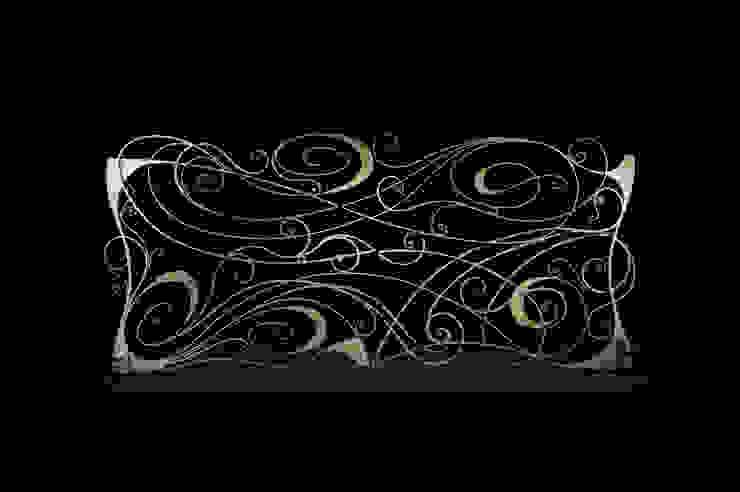 by Artistico di Longo Carmine Modern Iron/Steel