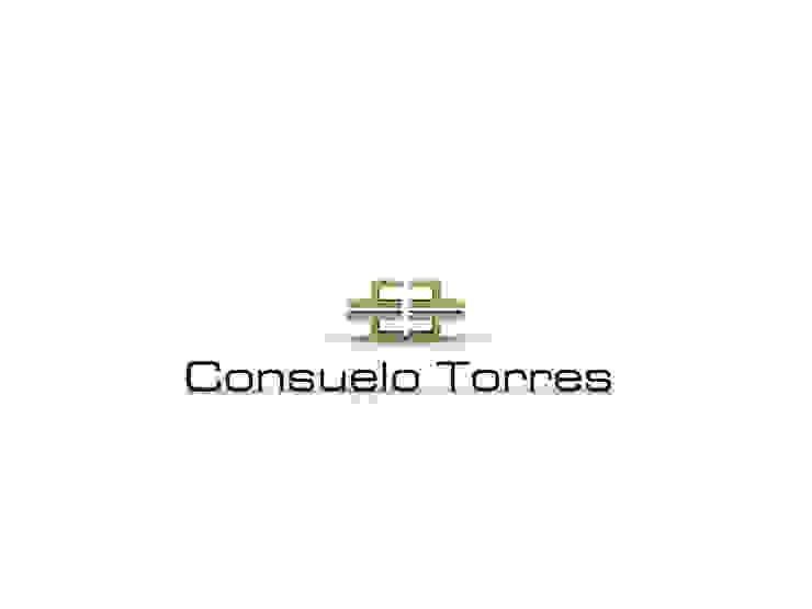 Logotipo empresa interiorismo Consuelo Torres de CONSUELO TORRES Ecléctico