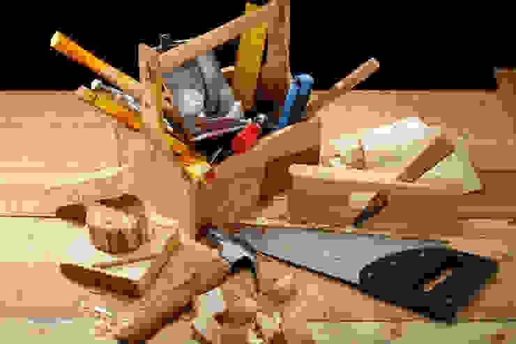 de CISOYER Moderno Madera Acabado en madera
