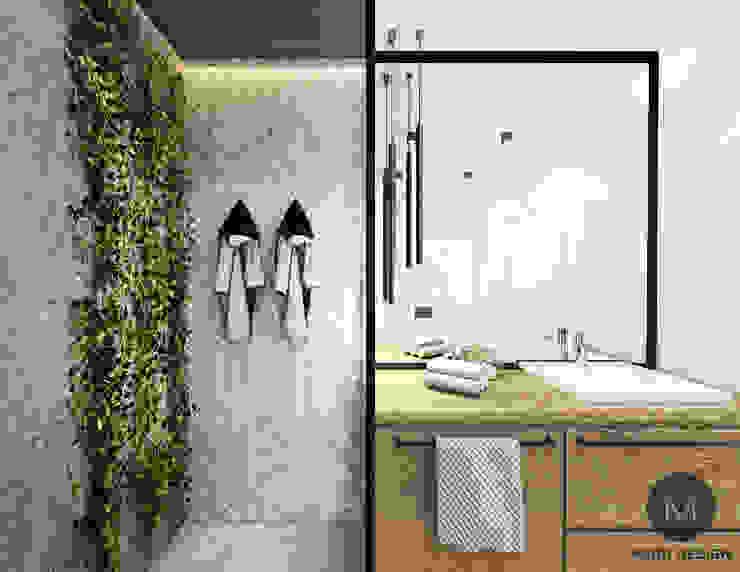 Industrial style bathroom by MADO DESIGN Industrial